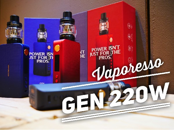 Le Kit Gen de chez Vaporesso !