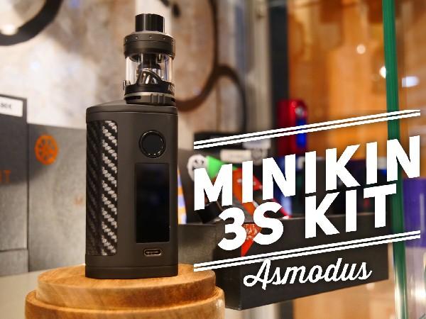 Le Kit Minikin 3S et Viento de chez Asmodus !