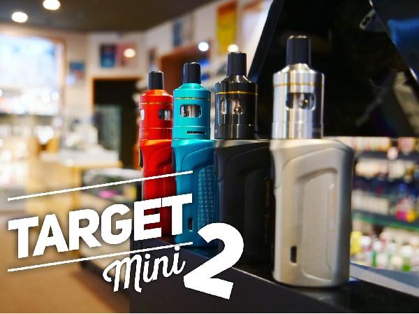 Le Kit Target Mini V2 de chez Vaporesso !